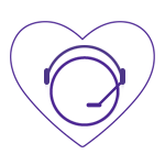 helpline headset icon
